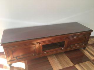 Mueble madera para televisión TV