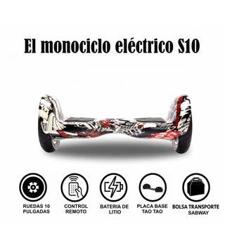 Hoverboard S10 SABWAY // Monociclo