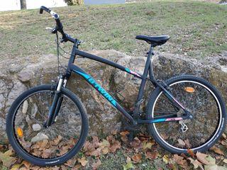 bicicleta de montaña btwin 340 XL revisada