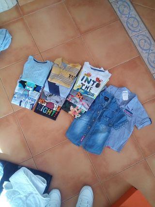 Niño 2-3 años ropa de verano