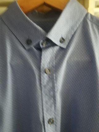 camisa de chico talla s marca easy wear