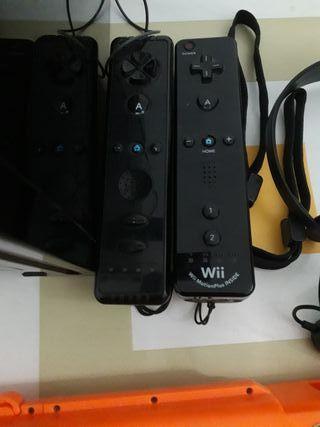 Nintendo Wii V2 negra