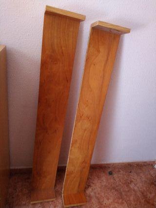 estanterías de pared