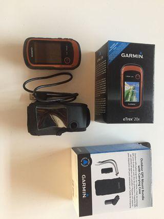 GPS Garmin etrex 20x