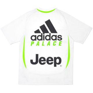 Camiseta Palace x Adidas x Juventus