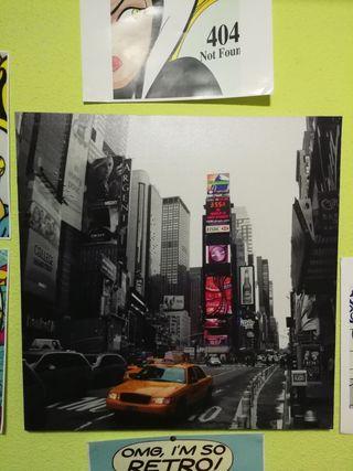 Cuadro Nueva York.