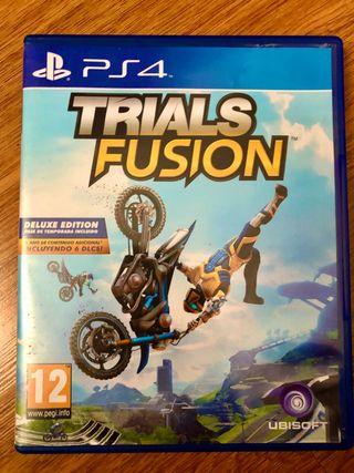 TRIALS FUSIÓN - PS4