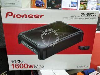 Pioneer GM-D9704 Sin abrir(Evolución gm-d9604)