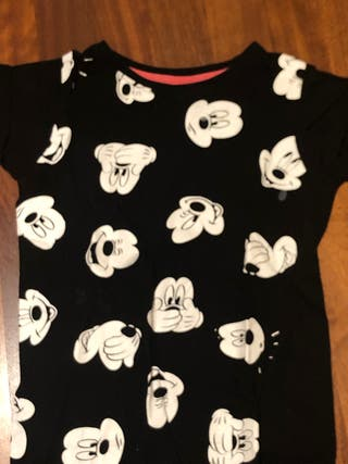 Camiseta Mickey Mouse 7-8 años