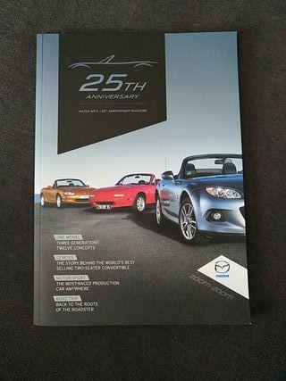Mazda Mx5 25 aniversario