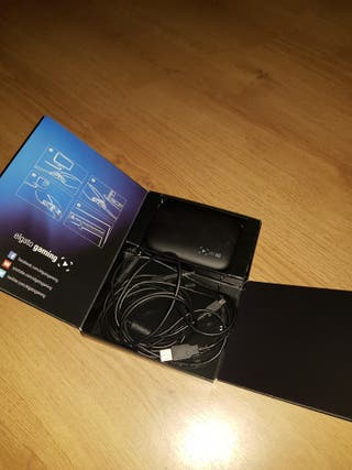 Capturadora elgato gaming HD60