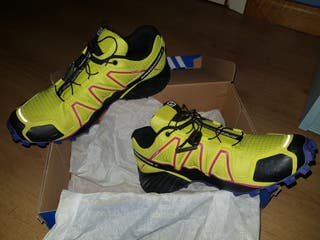 Zapatillas salomon speedcross4