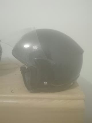 Casco moto MT