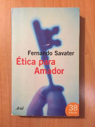 LIBRO ÉTICA PARA AMADOR