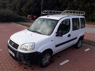 Fiat Doblo 2008 1.3 JTD Multijet