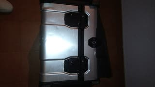casco enduro KTM + maleta KTM