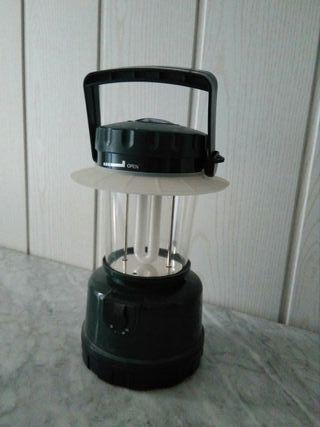 luz portàtil ideal càmping /caravana