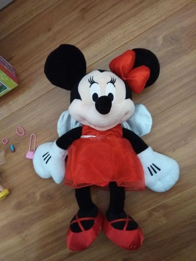 Lote juguetes Minnie