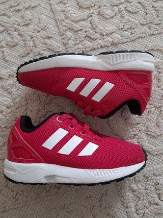 Baskets Adidas Torsion enfant T 23