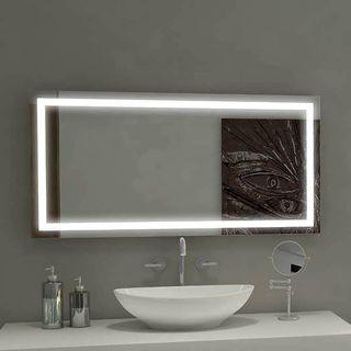 espejo led de lujo nuevo