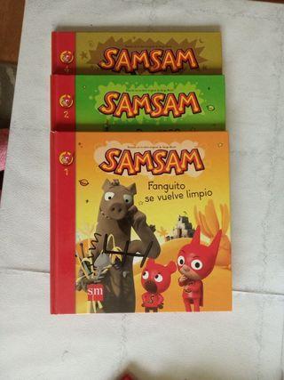 Cuentos Sam Sam