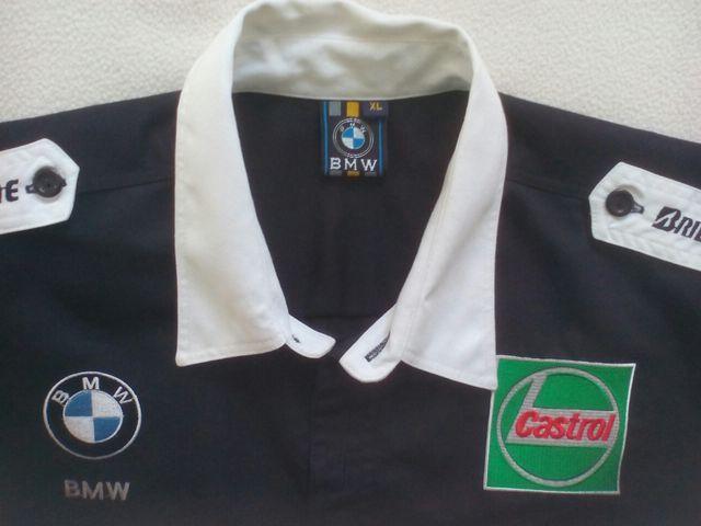BMW camisa L F1 nueva
