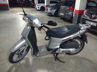 Honda Scoopy 49 cc