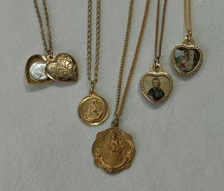Medalla Religiosa Vírgen