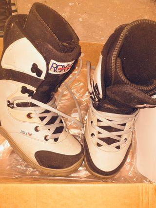 Botas de Snow talla 39