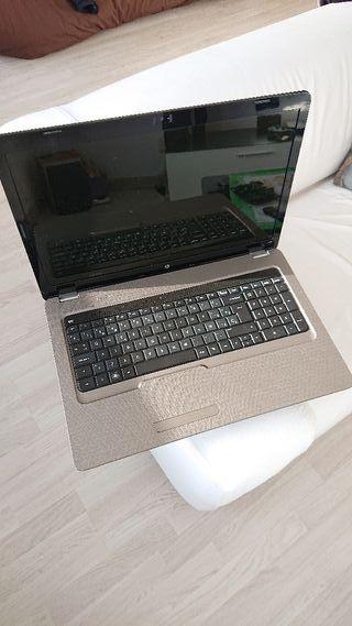 ordenador portátil 17 pulgadas hp modelo G72