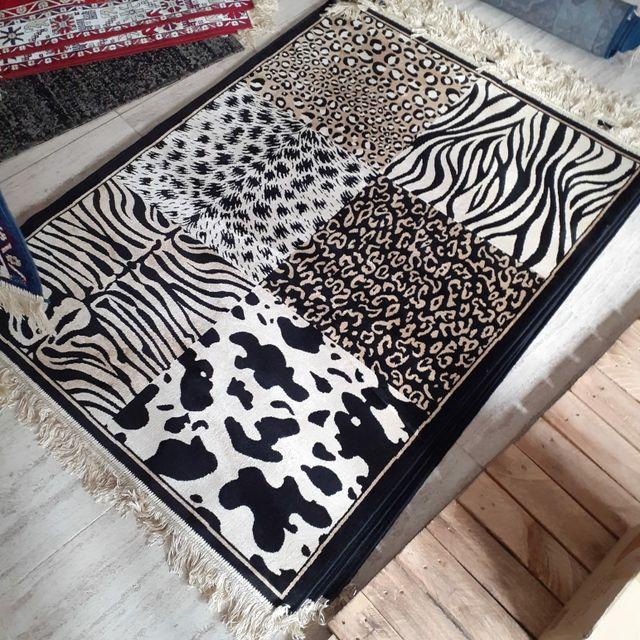 Alfombra tapiz