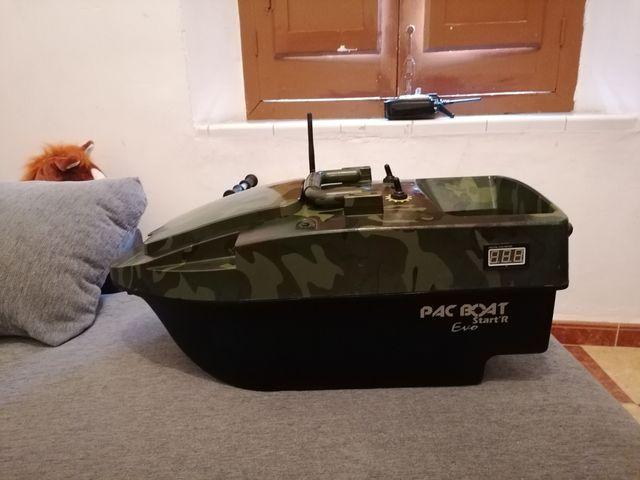 barco cebador anatec pak boat