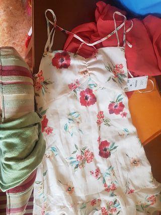Vestido flores de berska
