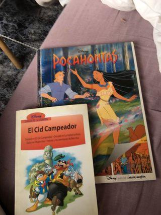 Libros Disney para niños