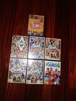 [PC] Juegos Sims