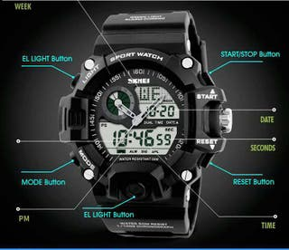 reloj tactico militar