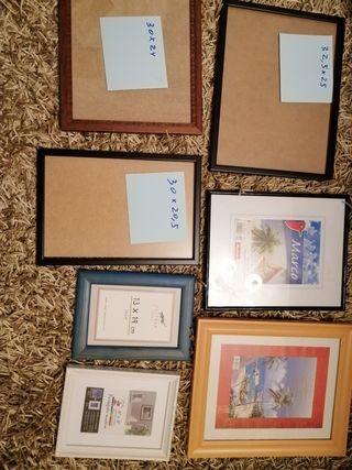 marcos para cuadros, fotos, laminas