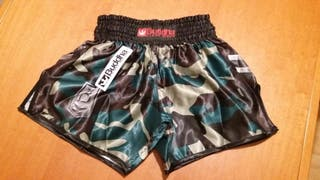 Pantalón de muay thai/kickboxing