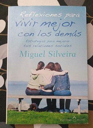 libro Reflexiones para vivir mejor con los demás.