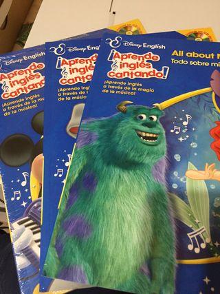 Aprende inglés cantando Disney English