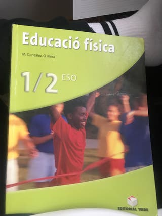 Educación física editorial Teide 1/2 Eso