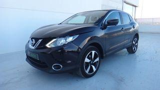 Nissan Qashqai 5p 1.5 Dci - Golpe Del. - 8.990 €