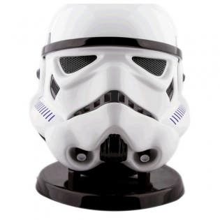 Altavoces Bluetooth Star Wars Stormtrooper
