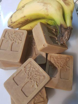 Jabón de plátano