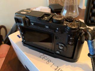 Fujifilm X-E2 con Grip