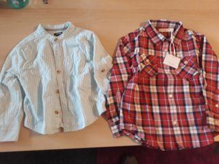 camisas niño 3-4 años