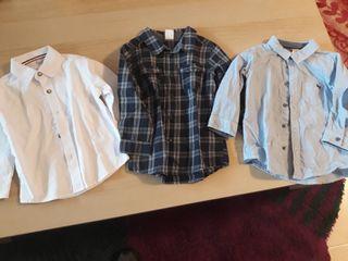 camisas niño 1 1/2 - 2 años