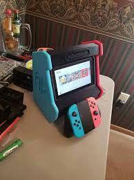 Nintendo switch arcade machine with games