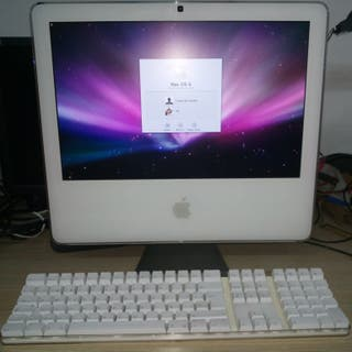 "Apple Imac G5 1.9Ghz, 17"", 2.5Gb ram, HD 128Gb SSD"