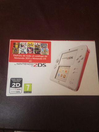 Nintendo 2DS *En perfecto estado*